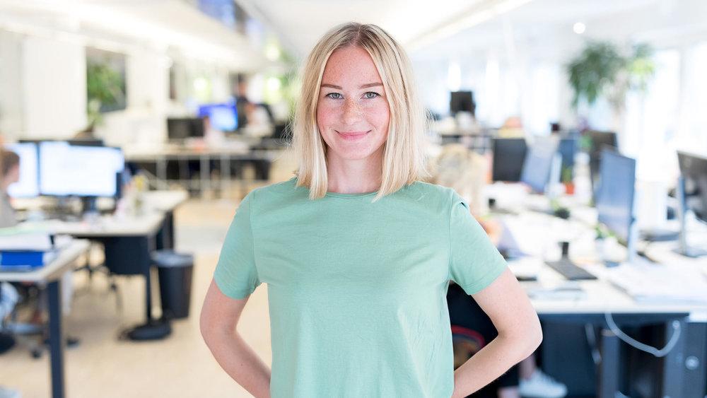 Matilda Franzén - ArkitektpraktikantTill Lindberg Stenberg i augusti 2018. Kommer närmast från KTH och en kandidatexamen. Intresserad av matlagning, jogging, upptäcka städer och skogar. Energiknippe från Värmland.