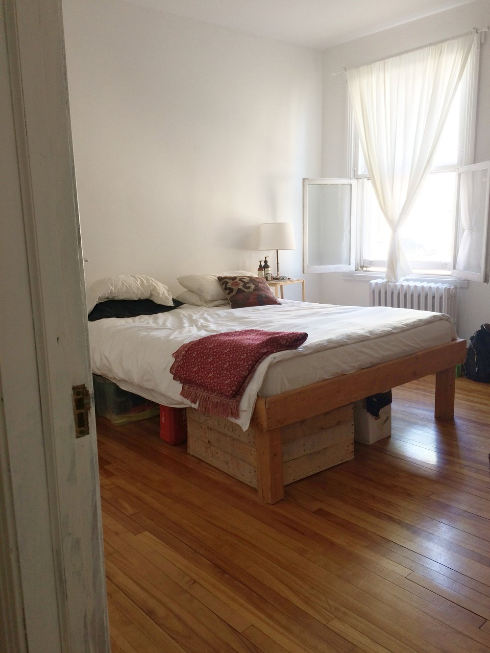 Bedroom: 50%? 60%? 40%?