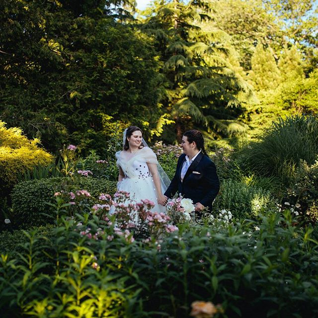 The custom wedding dress I made for my own wedding! I was the first Caroline Z. bride but I hope there will be more!  Photo by @a_lovely_photo 😊 #bridalfashion #bridal #weddingdress #wedding
