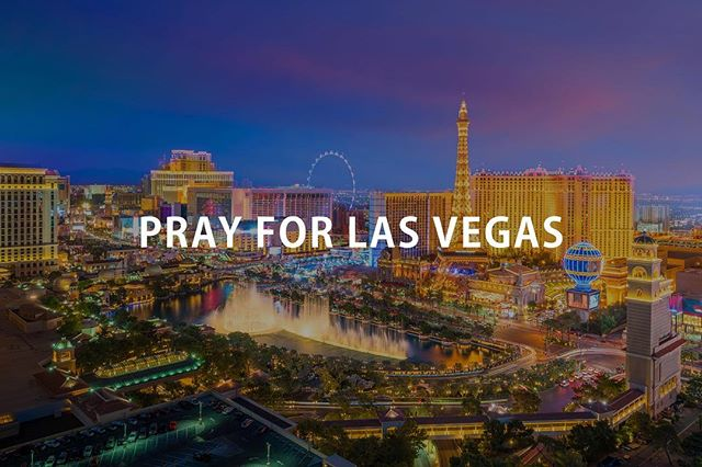 Our thoughts and prayers go out to everyone who has been impacted by the violence in #lasvegas