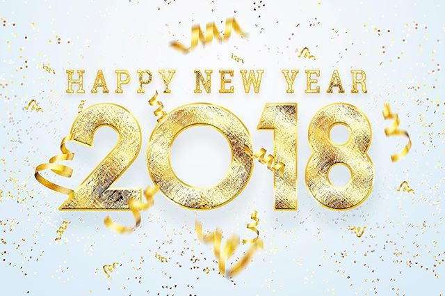 Happy New Year! Here's to a safe and wonderful 2018! #cheers #anallianceforlife