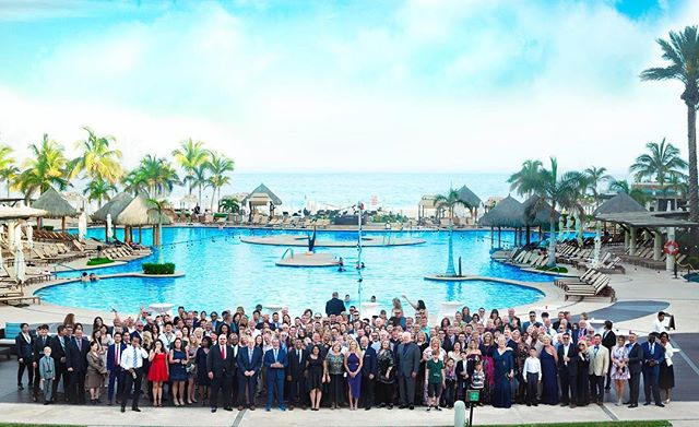 Together, we're better! Our 12th Annual Alliance Group Sales Conference in Los Cabos, Mexico was an amazing time!