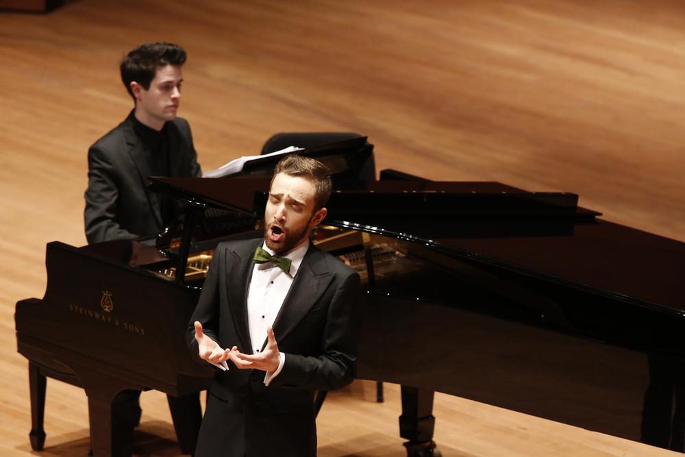 Juilliard Honors Recital - Alice Tully Hall 2015