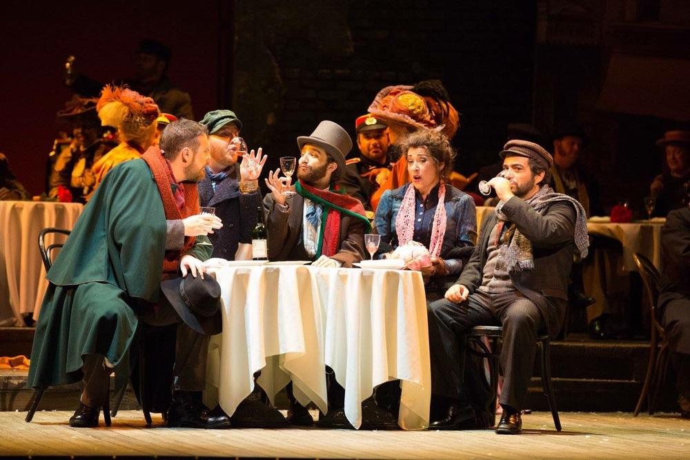 La bohème - Atlanta Opera 2015