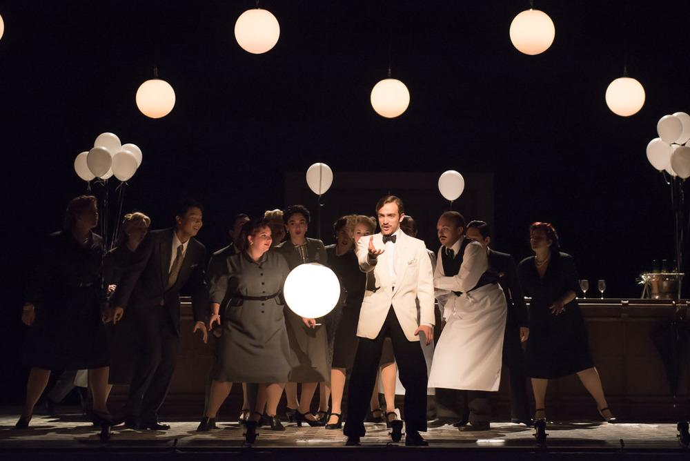 Les Mamelles de Tirésias - Juilliard Opera 2015