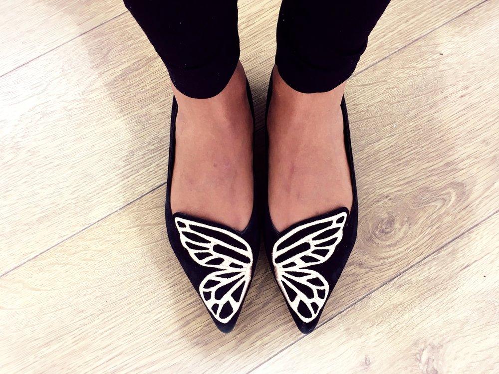 BiBi Butterfly Flats