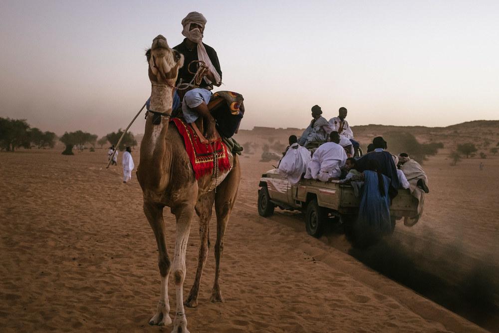 Oulatta, Mauritania 2014 | Fuji X100S f/2.0, ISO 2000, 1/100s