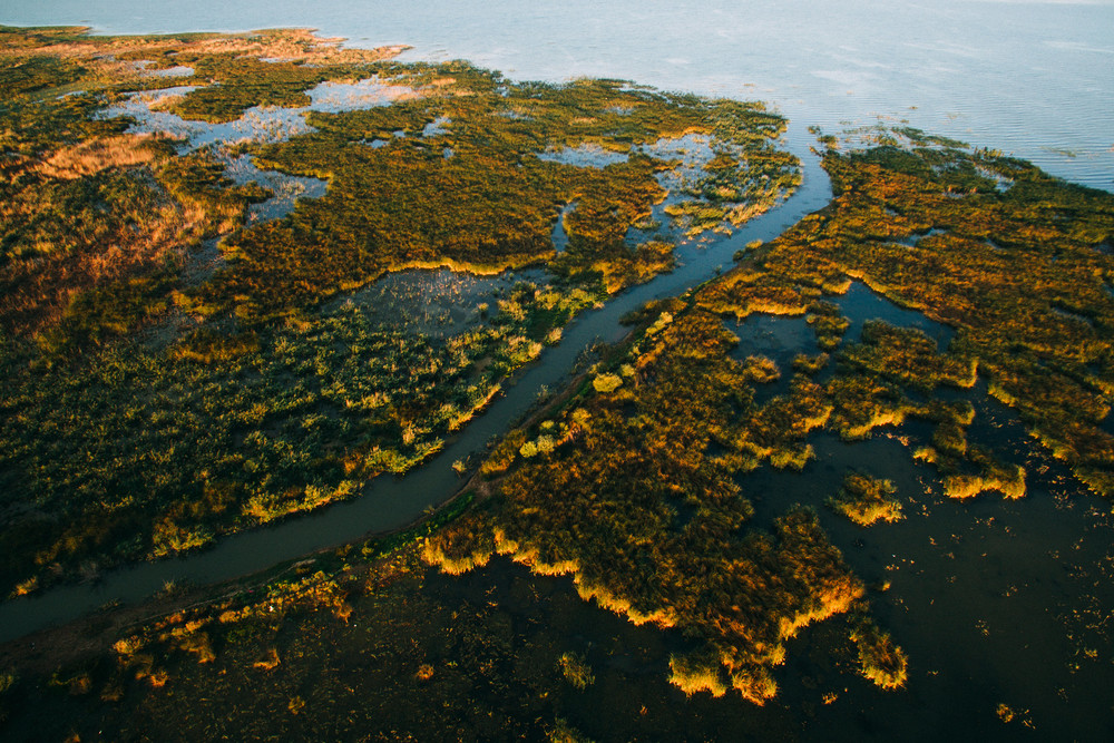 Swamplands near Beyşehir