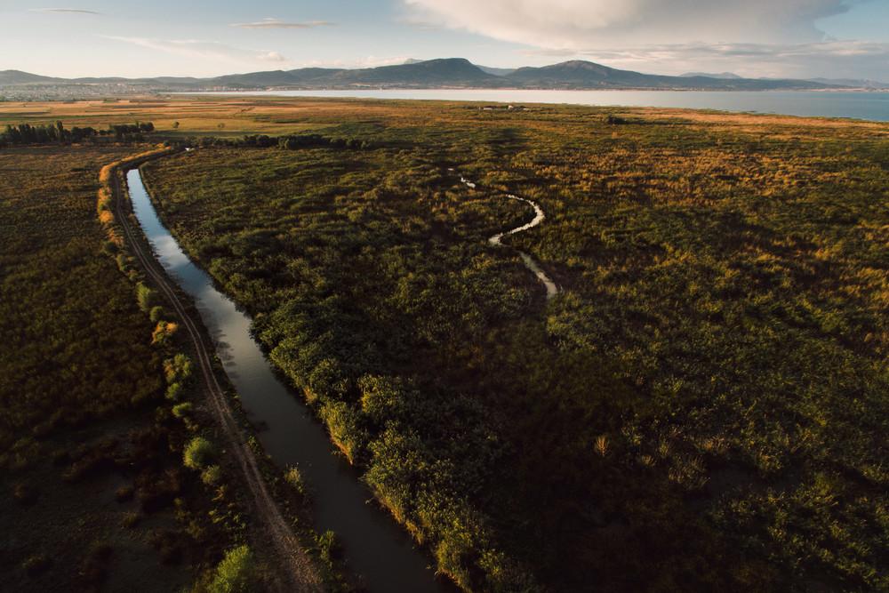 River near Beyşehir