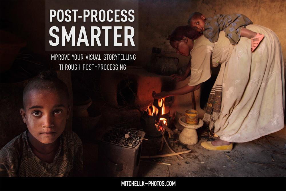 Post-process smarter
