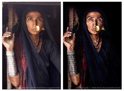 Rabari-Woman