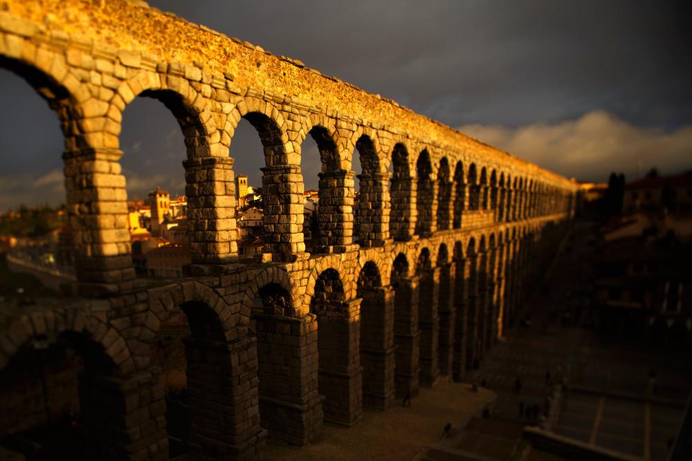 Segovia aquaduct