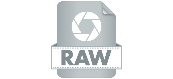 Raw Image File Icon