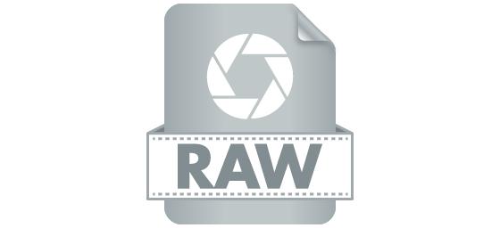 Raw Image File Icon