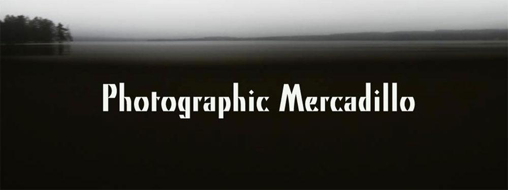 Photograpic Mercadillo
