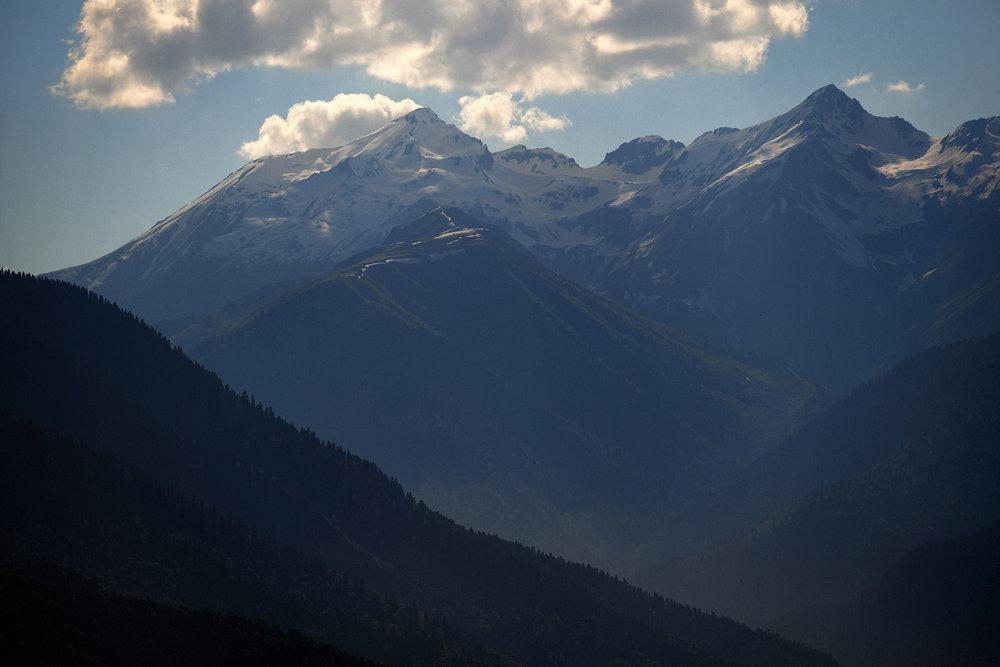 Svaneti-mountains-peaks
