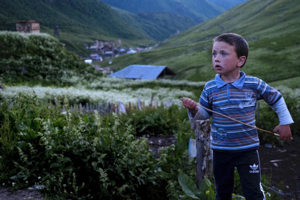 Svaneti-Ushguli-Georgia-Shepherd-boy