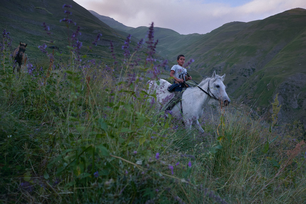 Tusheti-Georgia-boy-on-horse