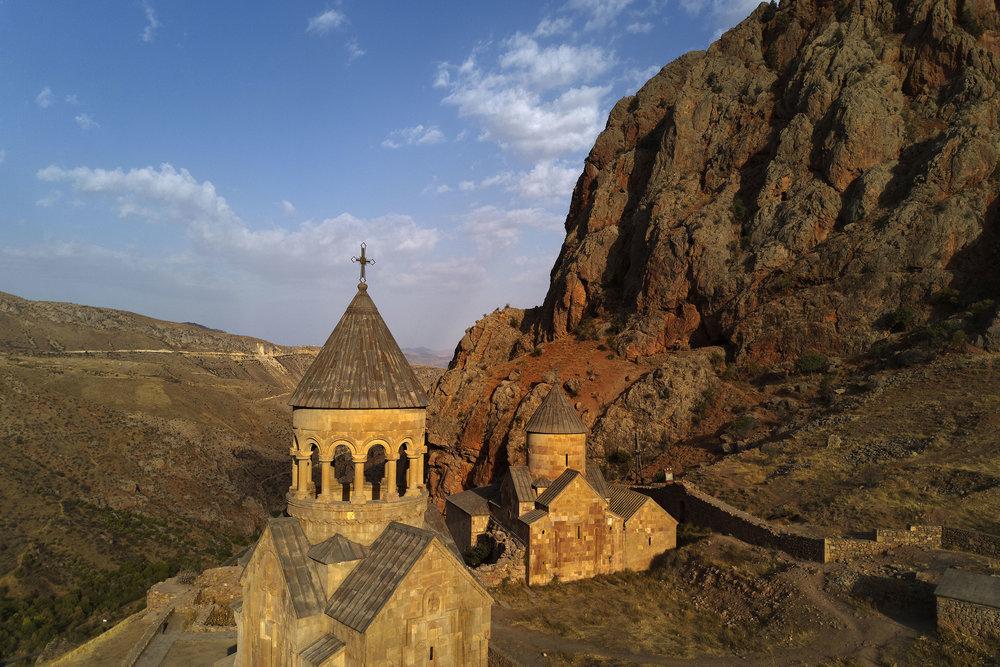 Armenia-Noravank-Monastery-above