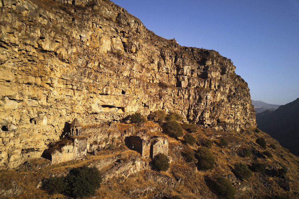 Armenia-rock-monastery-Debed-Vallery