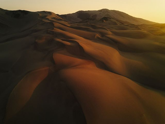 In the desert. Saw some dunes along the road to Lima... #Mavic #Peru #aerial #drone #desert #beautifulworld #lonelyplanet #dusk #goldenhour #traveltheworld #instatravel #travelling #arountheworld #traveler #travelgram #wanderlust #adventure #view #travelphotography #dunes