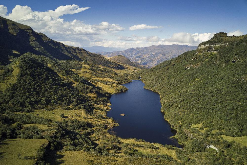 Laguna Negra Boyaca