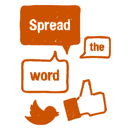 share and spead the word