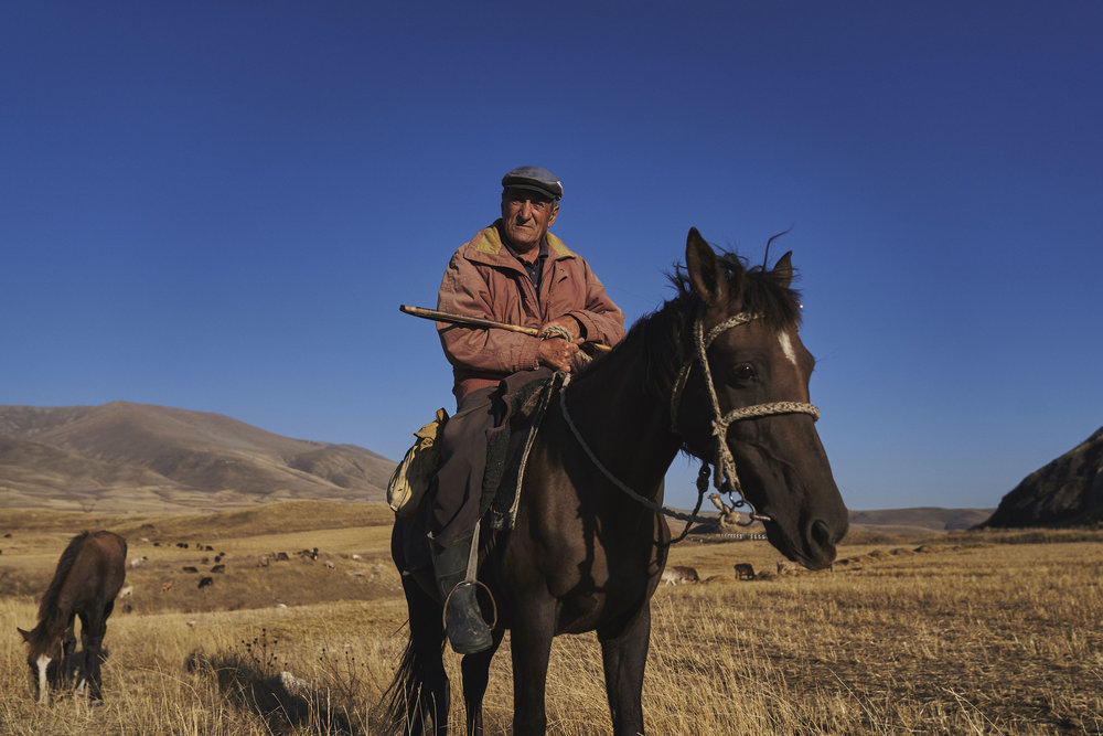 Shepherd atop a horse in North Armenia_DSC1998.JPG