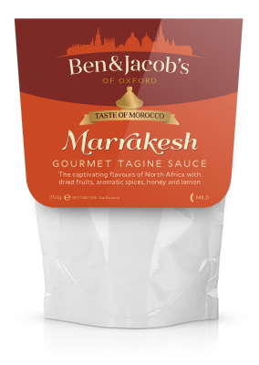 Marrakesh Tagine Sauce