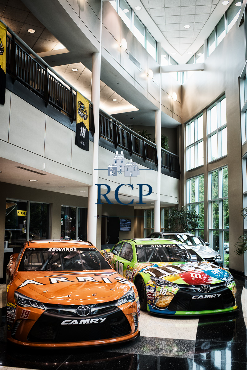 Joe Gibbs Racing  |  Huntersville, North Carolina