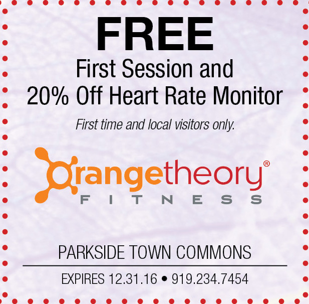Orange theory coupon code