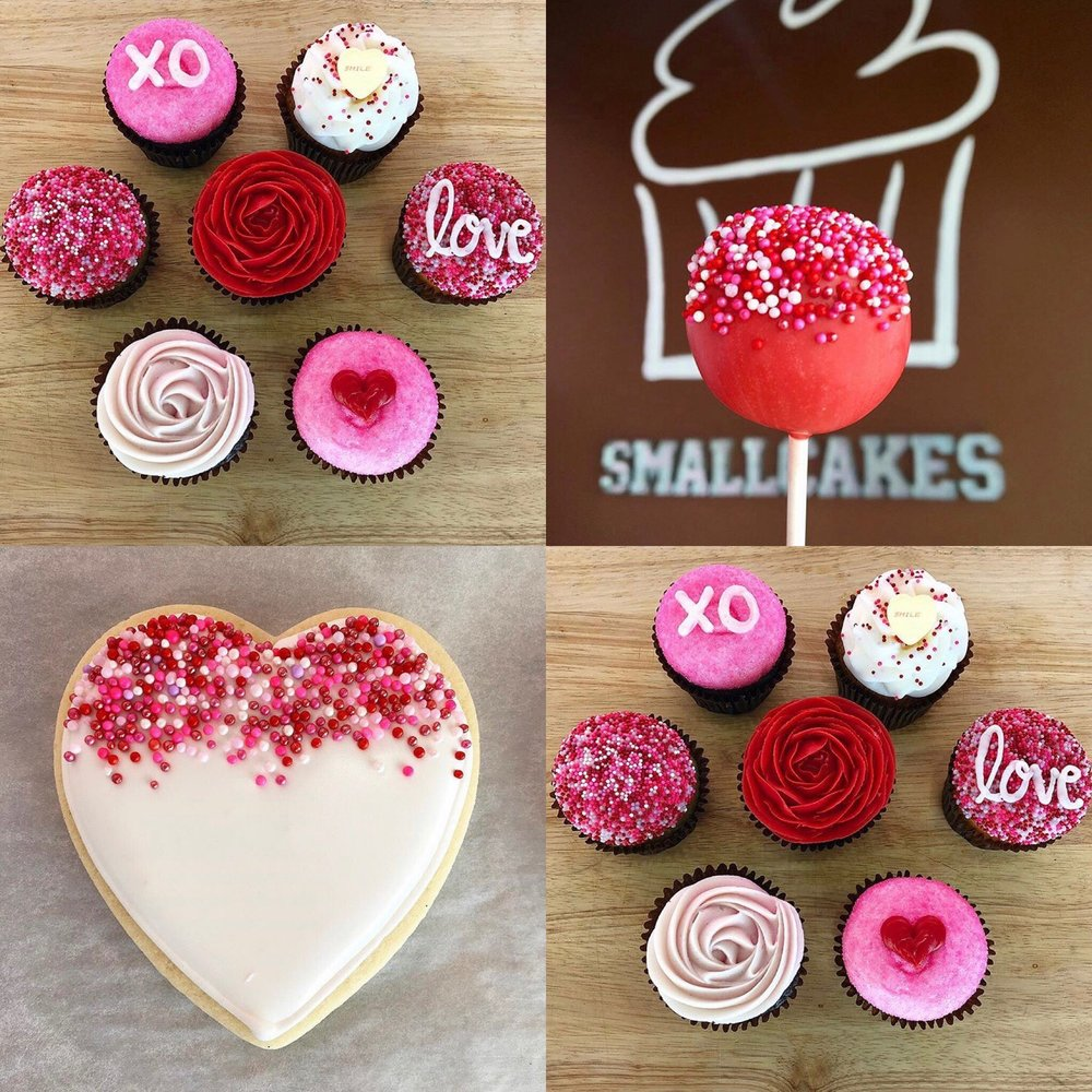 SMALLCAKES  - Custom Cake Pops ($2 each), Sugar Cookies ($3 each) & Cupcakes ($4 each)