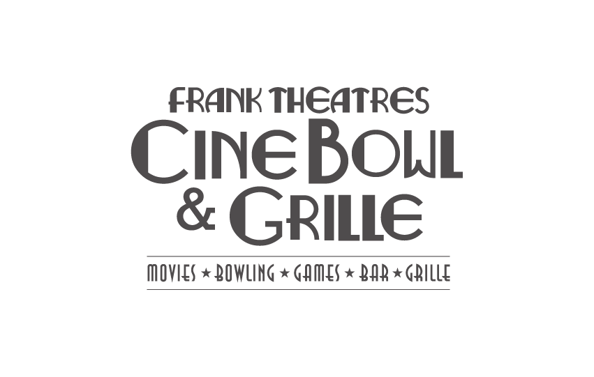FRANK THEATRES CINEBOWL & GRILLE - VALENTINES DAY 2019    $100/per couple    TIMELINE  · 6pm – Seating (in upstairs lounge) with a Bottle of Wine (red or white) · 6:15pm – apps served  · 6:30pm – salads served  · 6:45pm – entrée's served  · 7:30pm – head to bowling OR theatre  · 8pm – dessert served in theatre or at bowling lane   Appetizer  Choice of:  - shrimp cocktail – 6 shrimps and cocktail sauce - spinach and artichoke dip with pita chips - 8oz in bowl with pita chips   Salad:  Choice of:  - Ceasar or House (SIDE SIZE – Served in nice bowl)   Entrée:   Choice of:  - Lemon Pepper Chicken served with Roasted Red Potatoes and Garlic Buttered Broccoli - Ribeye Steak served with Roasted Red Potatoes and Garlic Buttered Broccoli - Pasta Primevera (vegetarian) w/garlic cheese bread   Dessert:   - Warm Bread Pudding with a Whiskey Cream Sauce   To book your reservation please contact our sales office at    alucas@frankgroupuse.com    OR call us at 919-459-7117 ext #1.  All reservations must be booked in advance with a signed contract and deposit (can all be done via email).