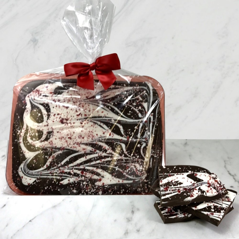 1LB Peppermint Bark