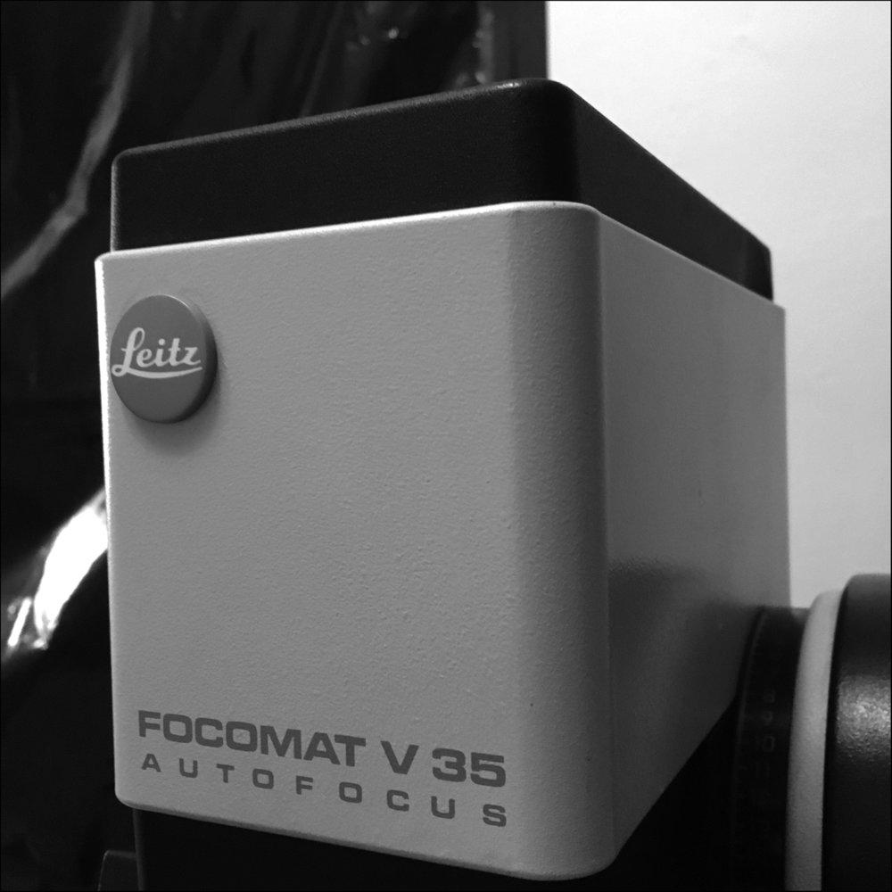 My favorite 35mm enlarger. The Focomat V35.