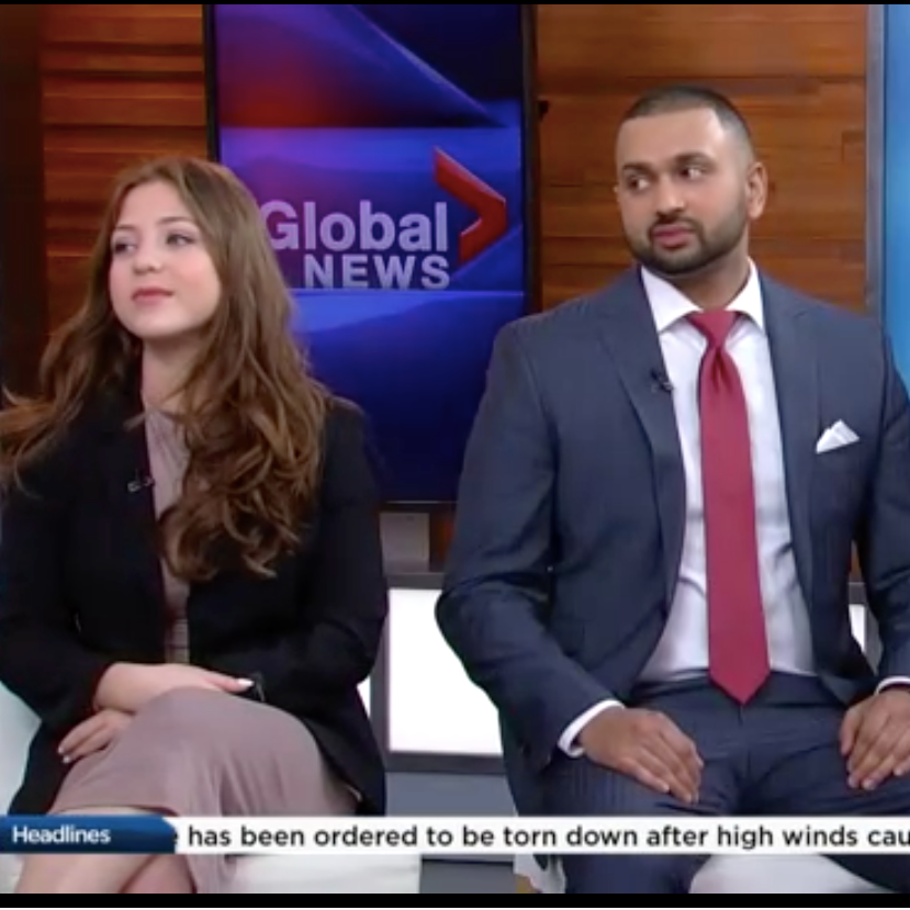 The GCSC on The Morning Show (Global News)