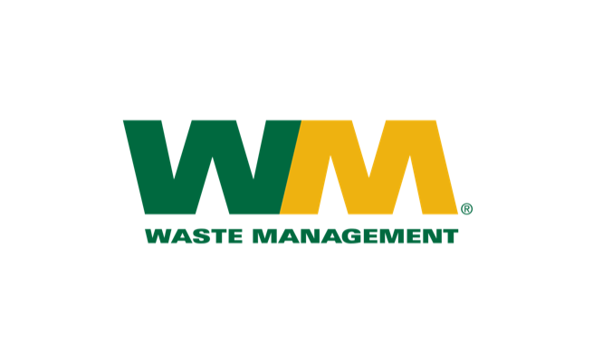 Waste Management is the largest environmental solutions, residential recycler and renewable energy provider in North America. They recover the naturally occuring gas inside landfills to generate electricity, called landfill-gas-to-energy.