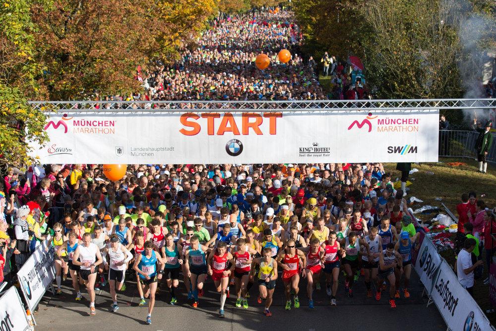 ©München Marathon