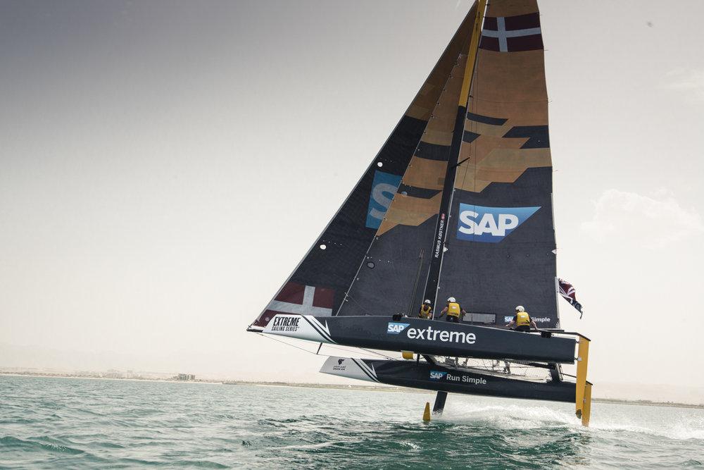 ©SAP Extreme Sailing Team