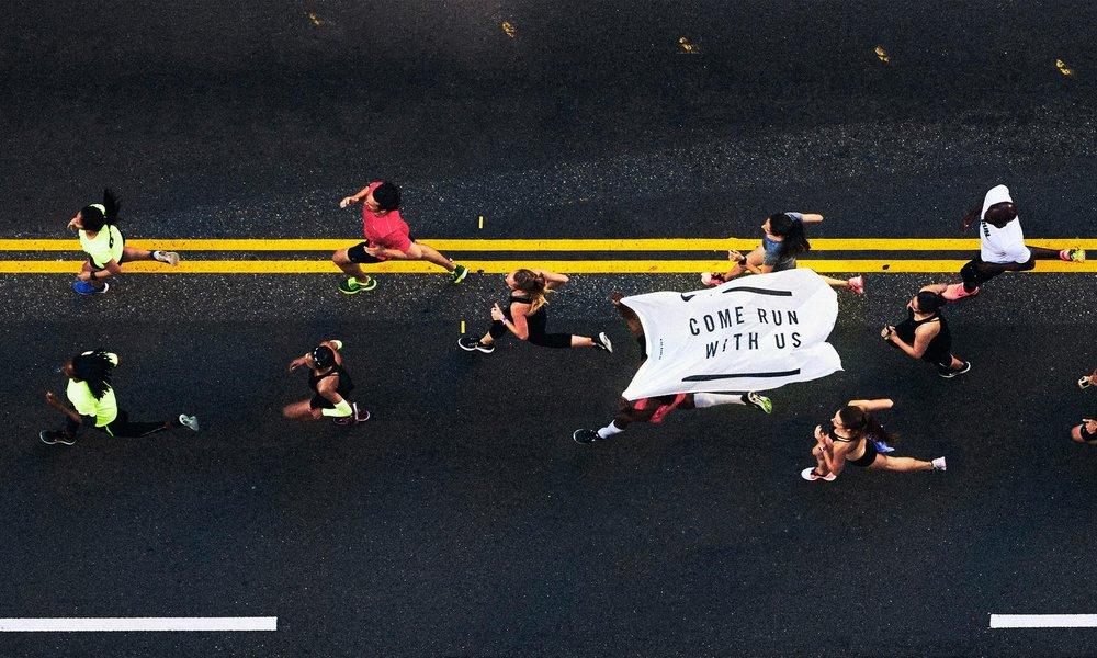 ©Nike Running Club