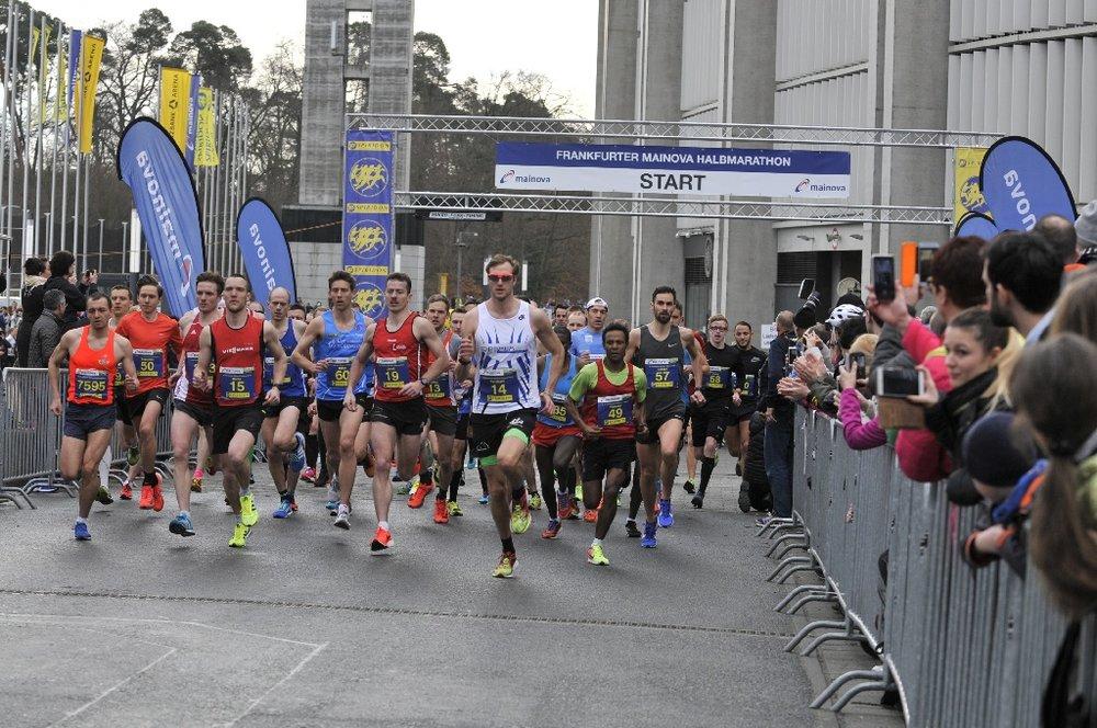 ©Frankfurt Half Marathon