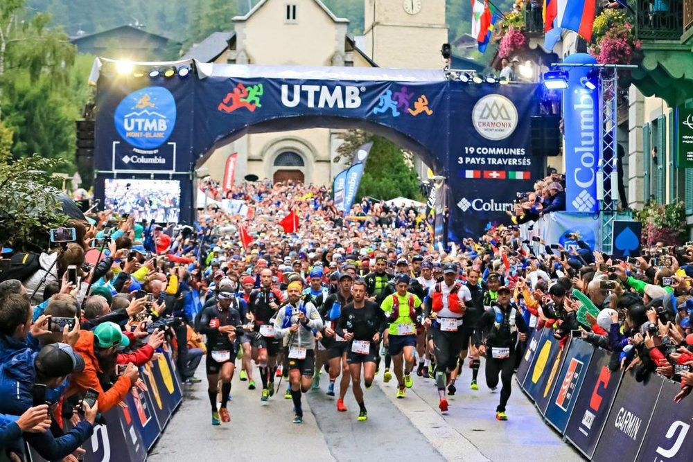 ©Ultra-Trail Du Mont Blanc - F. Oddoux