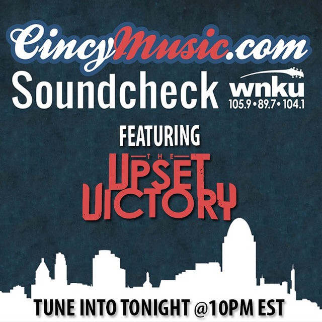 To all of our Midwest friends out there be sure to tune into the radio TONIGHT - 89.7 FM WNKU will be featuring our music as well as some other great Cincinnati based artists. Big thanks to  cincymusic , 89.7 WNKU, & Venomous Valdez!