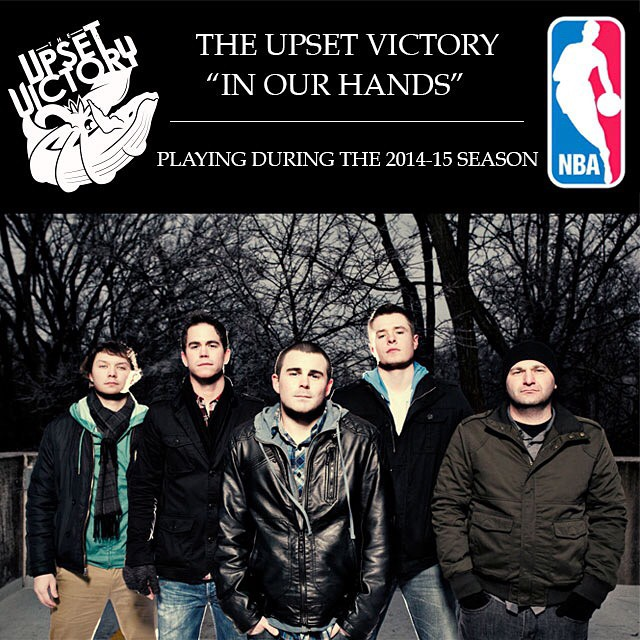 """In Our Hands"", track three off our 'Wall Street' EP, was recently selected by producers to be a part of the 2014-15 NBA season. Stoked on this great sports stadium licensing opportunity. Listen for the track in stadiums nationwide this season. Thanks for the support!    http://www.pulserecordsusa.com/2014/11/success-story-upset-victory-in-our-hands.html"