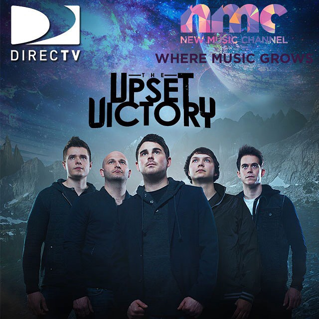 We've partnered with New Music Channel Television to air ALL of our music videos! NMC is an unprecedented new platform that helps to find, fund, and grow new and emerging musical artists.   Watch us on DirectTV - Ch. 343!   Share this link to ensure TUV is on 'Heavy Rotation Weekends':  http://www.nmc.tv/pages/the-upset-victory