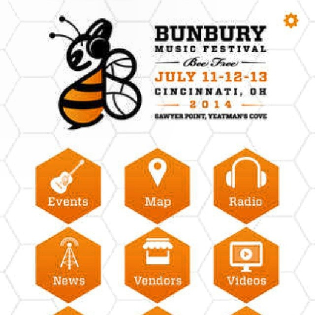 The new and improved Bunbury 2014 Mobile App for iPhone and Android is available now! Includes Slacker Radio integration so you can sample some TUV tracks!   * We rock The Amphitheater Stage Friday 7/11 at 2PM!*   Info & tickets:  www.bunburyfestival.com     bunburyfestival