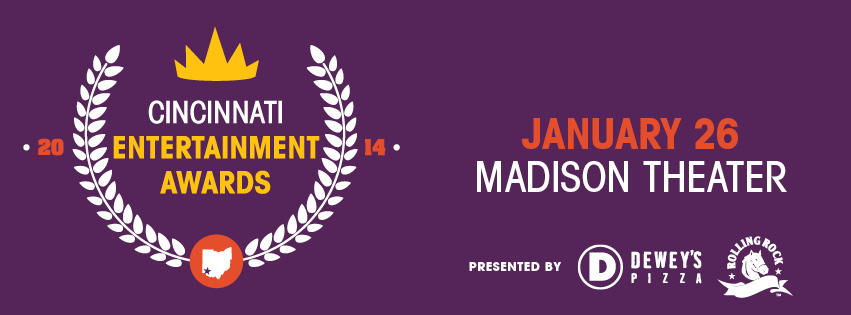 In more exciting news, we'll be playing this year's Cincinnati Entertainment Awards Show friends! In addition to the ceremony/party there will be additional performances from some great artists. We're honored to be playing.    Presented by   Cincinnati CityBeat  ,   Dewey's Pizza  , &   Rolling Rock  . Get your tix here:   http://cea.cincyticket.com/       And, be sure to cast a vote for TUV in the 'Rock' Category here:   http://citybeat-survey.wehaaserver.com/survey-8-2014_cincinnati_entertainment_awards.html       Event Page:   https://www.facebook.com/events/263199703829628/?previousaction=join&source=1