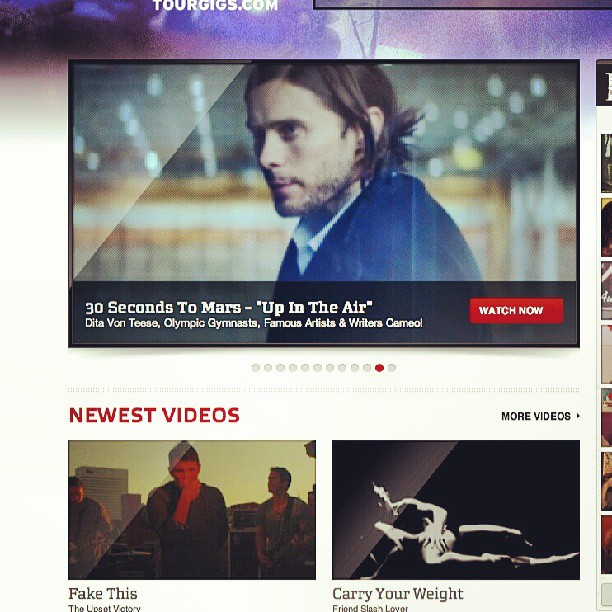 "Our newest/third music video for our single ""Fake This"" is picking up steam everday. Another great outlet, Roxwel, is showing us some love by featuring it on their website. If you haven't seen the video yet, head over & check it out now!      http://www.roxwel.com/player/theupsetvictoryfakethis.html    #fake #wallstreet  #singer #cincinnati #music#June #record #musician #band #sing   #lyrics #love #new #like #comment #show #website  #theupsetvictory #musicvideo #30seconds #mars #jaredleto #rock #pop #summer  #DIY #media #musicbiz #indieartist #ohio #cincymusic #feature"