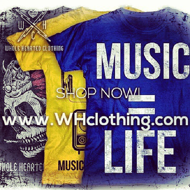 Who doesn't like DISCOUNT swag? We've teamed up w/ our friends over at Whole Hearted Clothing - @WH_clothing - to give you this special discount. Use the promo code THEUPSETVICTORY to get 10% off your entire order. It's that simple! #swag #igdaily #music #bands #art #promo #clothing #tshirts #wholeheartedclothing #theupsetvictory #fashion #friends #discount #photooftheday #instagood #follow #instamood #summer