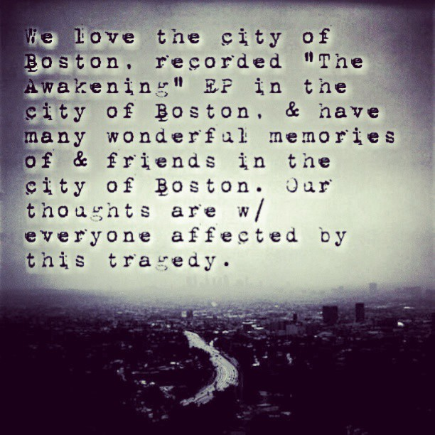 #love #Boston